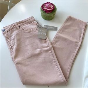 NYDJ for CHICO'S Skinny Ankle Jeans NWT!